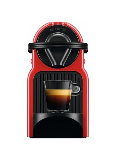 Nespresso Inissia C40 Kahve Makinesi Kırmızı
